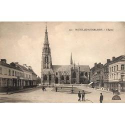 ABAO Bruxelles Anderlecht - L'Eglise.