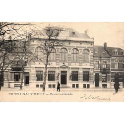 ABAO Bruxelles Anderlecht - Maison Communale.