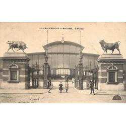 ABAO Bruxelles Anderlecht - Cureghem. L'Abattoir.