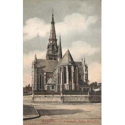 Bruxelles Anderlecht - Eglise St Guidon.