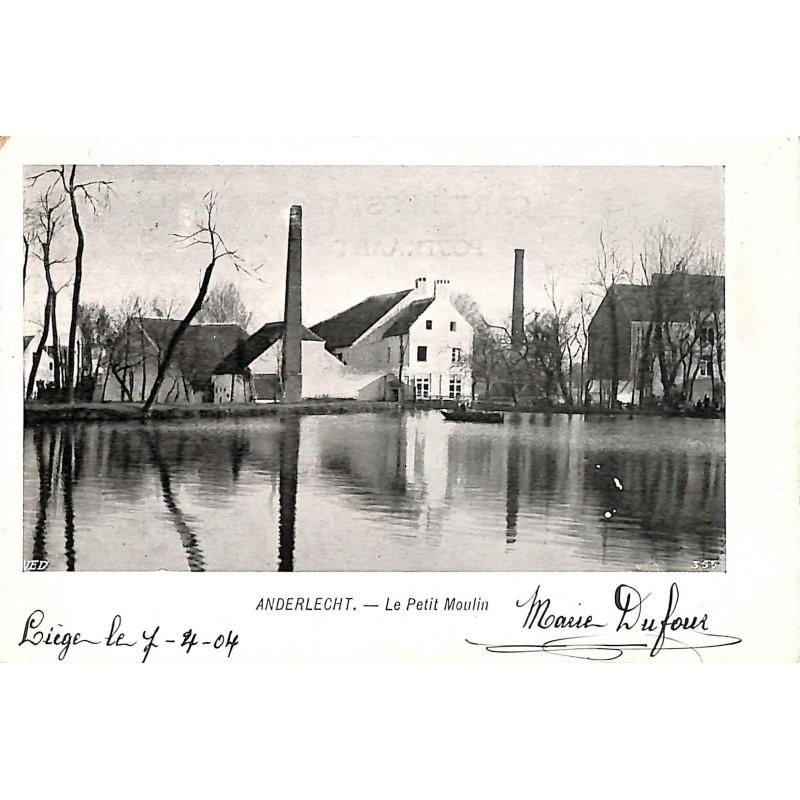Bruxelles Anderlecht - Le Petit Moulin.