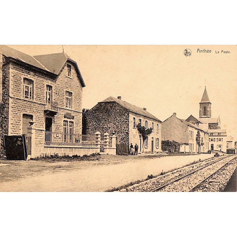 ABAO Namur Anthée - La Poste.