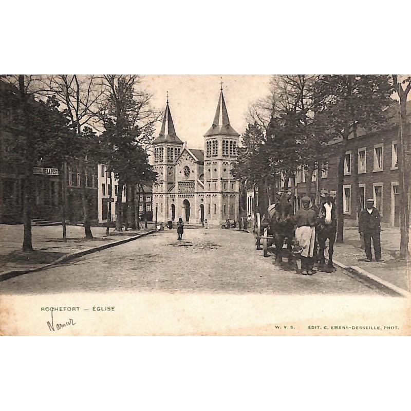 Namur Rochefort - Eglise.
