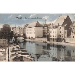 Namur Namur - La Sambre et le Musée.
