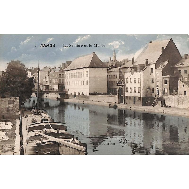 ABAO Namur Namur - La Sambre et le Musée.
