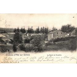 ABAO Namur Vresse-sur-Semois - Le Moulin de Mouzaive.