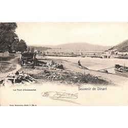 ABAO Namur Dinant - Le Pont d'Anseremme.