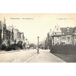 Bruxelles Ixelles - Rue de Belle-Vue.
