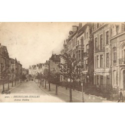 Bruxelles Ixelles - Avenue Molière.