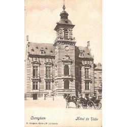 ABAO Bruxelles Anderlecht - Cureghem. Hôtel de Ville.