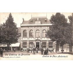 ABAO Bruxelles Anderlecht - Justice de Paix.