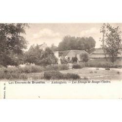 Bruxelles Auderghem - Les étangs du Rouge-Cloître.