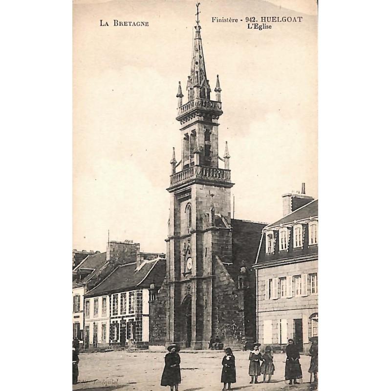 ABAO 29 - Finistère [29] Huelgoat - L'Eglise.