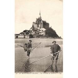 ABAO 50 - Manche [50] Mont-Saint-Michel - Vue Générale au Nord-Est.