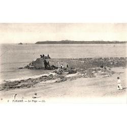 ABAO 35 - Ille-et-Vilaine [35] Saint-Malo - Paramé. La Plage. 5