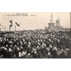 29 - Finistère [29] Plogoff - Pointe du Raz. Pardon de Notre-Dame des Naufragés.