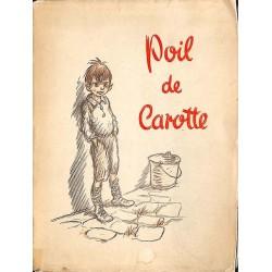 Littérature Renard (Jules) - Poil de Carotte.