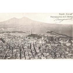 ABAO Italie Napoli - Panorama preso da S. Martino.