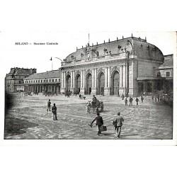 ABAO Italie Milano - Stazione Centrale.