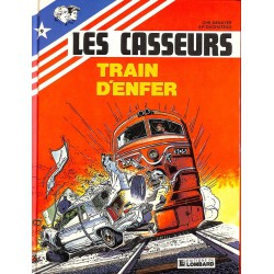 Denayer (Christian) Les Casseurs 09
