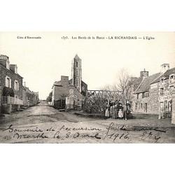 ABAO 35 - Ille-et-Vilaine [35] La Richardais - L'Eglise.