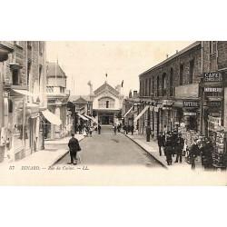 ABAO 35 - Ille-et-Vilaine [35] Dinard - Rue du Casino.