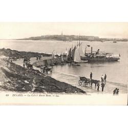 ABAO 35 - Ille-et-Vilaine [35] Dinard - La Cale à Marée Basse.