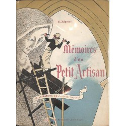1900- REPESSE, E.- MEMOIRES D'UN PETIT ARTISAN.