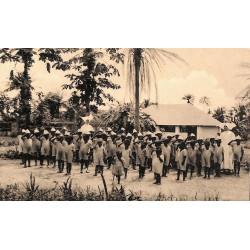 ABAO Congo Nsona-Mbata - Mission des filles de la Charité. Salut à la Belgique.