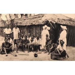 Congo Nsona-Mbata - Mission des filles de la Charité. Les goitreux.
