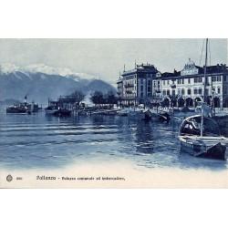 ABAO Italie Verbania - Pallanza. Palazzo comunale ed imarçadero.