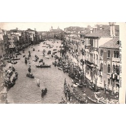 ABAO Italie Venezia - Canal Grande in festa.
