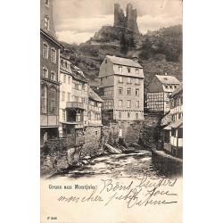 ABAO Allemagne Monschau - Gruss aus Montjoie.