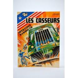 Bandes dessinées Les Casseurs 03