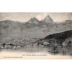ABAO Suisse Brunnen - Schwyz und die Mythen.