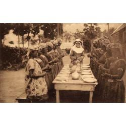 Congo Kimwenza - Prière avant le repas.