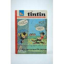 ABAO Bandes dessinées Tintin recueil 073 (B)