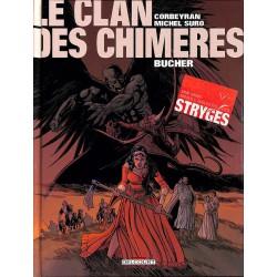 Bandes dessinées Le Clan des Chimeres 02
