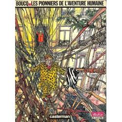 ABAO Bandes dessinées Les Pionniers de l'aventure humaine.
