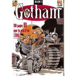 ABAO Bandes dessinées Gotham reliure 03
