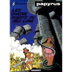Bandes dessinées Papyrus 06