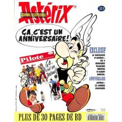 Bandes dessinées Astérix - Journal exceptionnel.