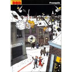 Bandes dessinées DBD 01 - Franquin.