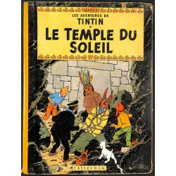 Bandes dessinées Tintin 14 B22bis