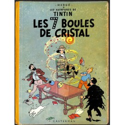 Bandes dessinées Tintin 13 B12