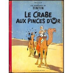 Bandes dessinées Tintin 09 B09