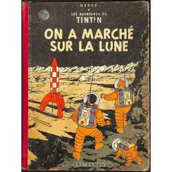 Bandes dessinées Tintin 17 B11