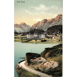 Suisse Maloja -
