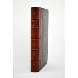 1800-1899 BERNARD, Claude. LECONS SUR LES EFFETS DES SUBSTANCES TOXIQUES ET MEDICAMENTEUSES.