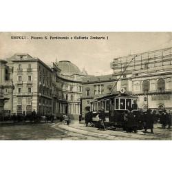 ABAO Italie Napoli - Piazza S. Ferdinando e Galleria Umberto I.